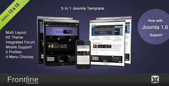 Frontline - ThemeForest
